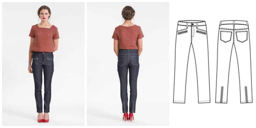 starboard jeans sew along #jeanssewalong2018