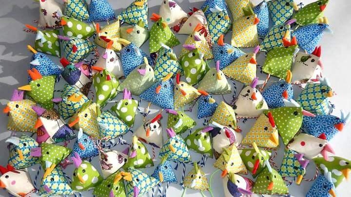Mini-Hühner Tutorial Anfänger