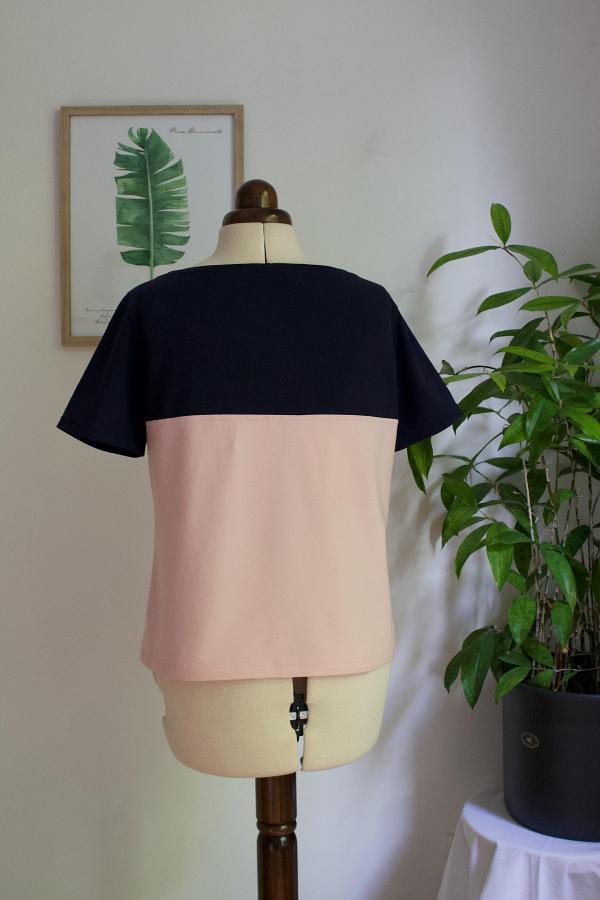 Damen Shirt nähen