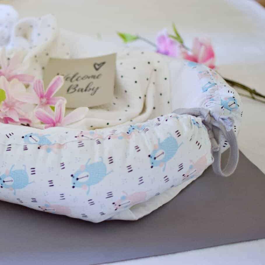 Babynest Nähkurs Teil 1 – Was ist ein Nestchen?