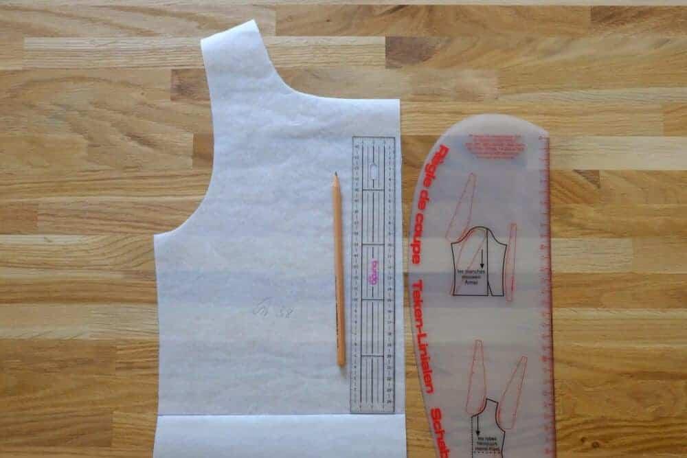 T-Shirt Ausschnitt vergrößern - einfach gemacht