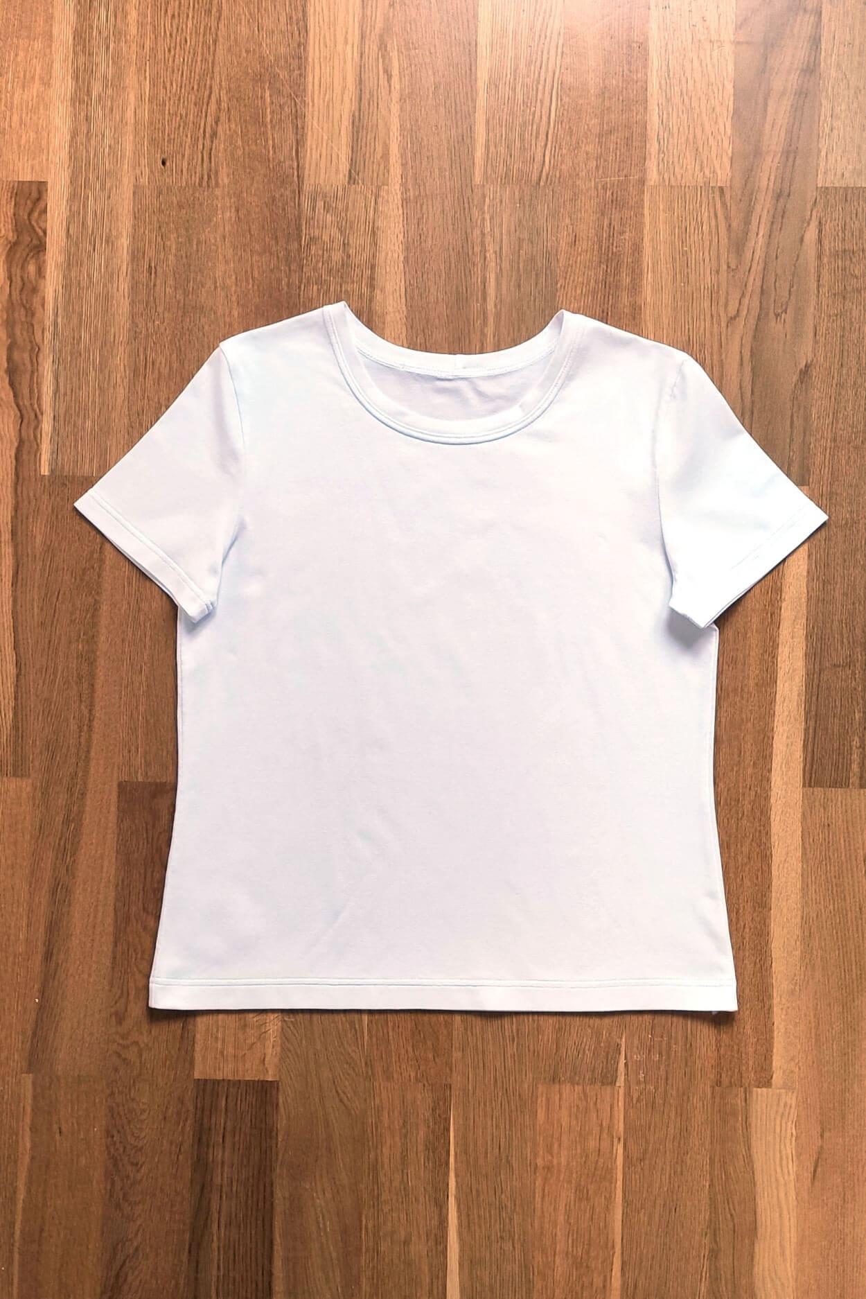Schnittmuster T-Shirt gratis zum herunterladen