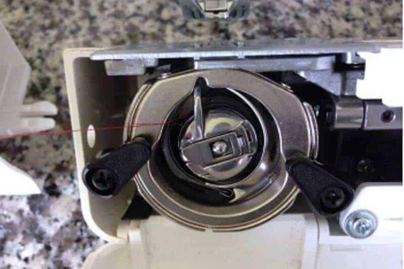 Wartung der Nähmaschine - Wie mache ich die Nähmaschine sauber