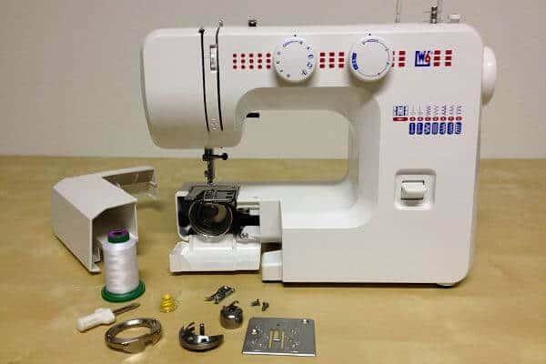 Nähmaschine pflegen - Wie reinige und pflege ich die Nähmaschine professionell