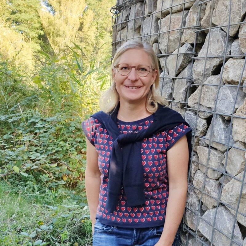Bettina Mueller Kimono Tee small