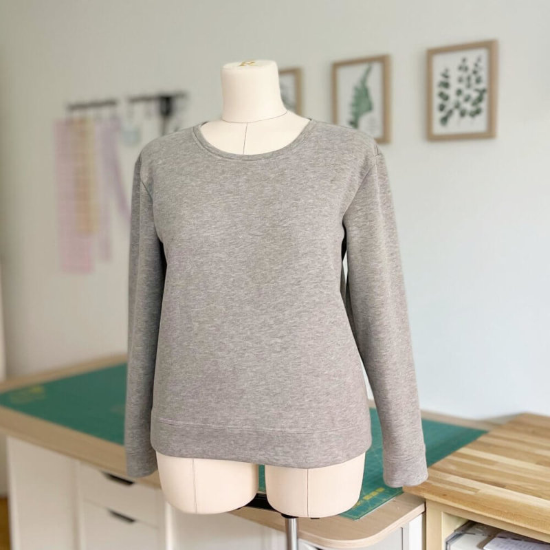 Sweatshirt Freebook für Damen